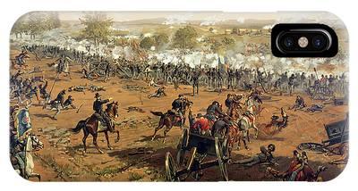 Gettysburg Battlefield Phone Cases