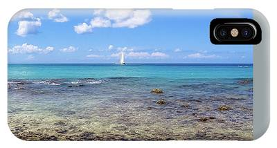 IPhone Case featuring the photograph Bayahibe Coral Reef by Benny Marty