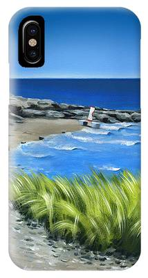 Beached Buoy IPhone Case