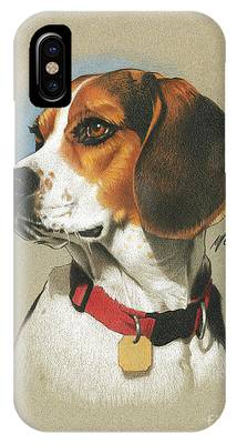 Beagle IPhone X Cases