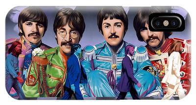 Ringo Star Phone Cases