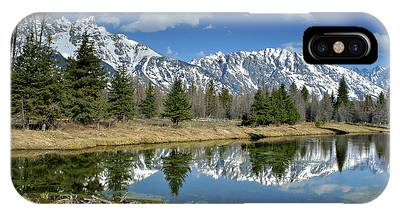 IPhone Case featuring the photograph Beaver Dam by Ronnie and Frances Howard