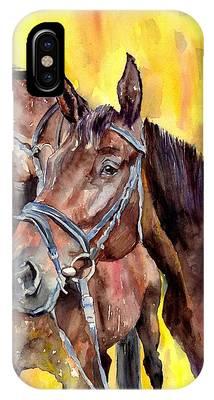 English Horse Phone Cases
