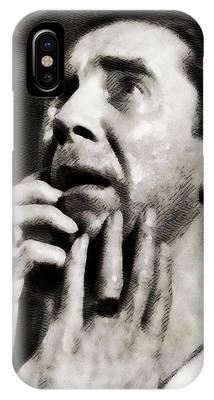 Bela Lugosi Phone Cases