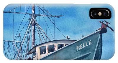 Belle Original IPhone Case