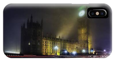 Elizabeth Tower Phone Cases