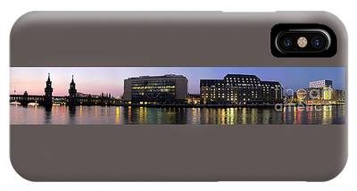 IPhone Case featuring the photograph Berlin 360 Grad  by Juergen Held