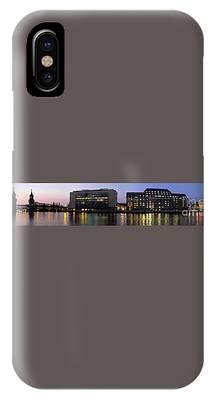 Berlin 360 Grad  IPhone Case by Juergen Held