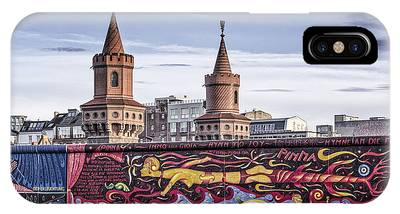 IPhone Case featuring the photograph Berlin Wall by Juergen Held