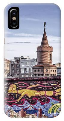 Berlin Wall IPhone Case by Juergen Held