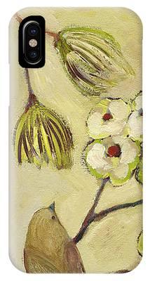 Dogwood Phone Cases
