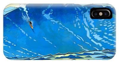 Big Wave iPhone Cases
