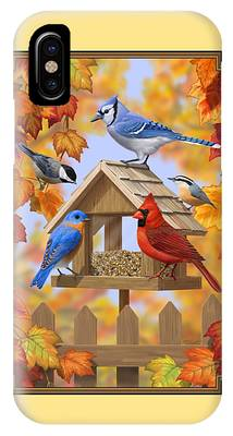 Nuthatch Phone Cases