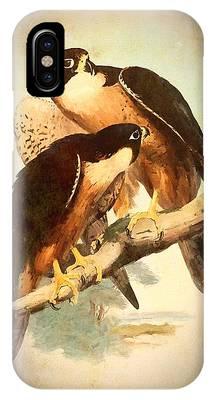 Birds Of Prey 2 IPhone Case