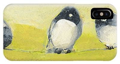 Chickadee Phone Cases