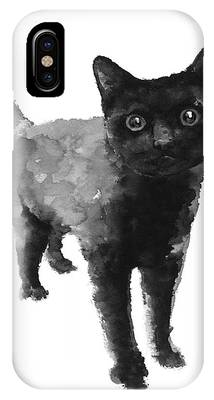 Cat Drawings Phone Cases