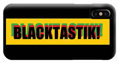 Blacktastik IPhone Case