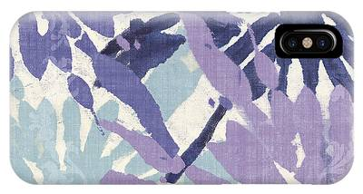 Lavender Paintings iPhone Cases