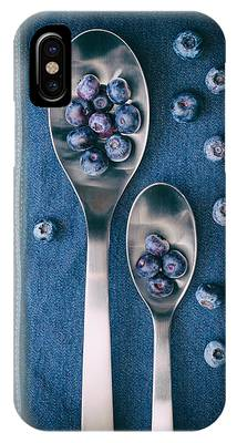 Blueberry iPhone Cases