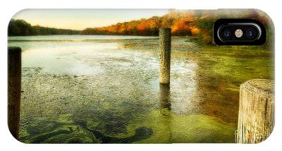 Blydenberg Park In The Fall IPhone Case