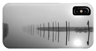 Breaking Through The Fog IPhone Case