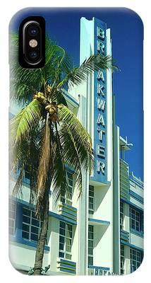 Breakwater Miami Beach IPhone Case