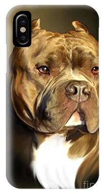 Pitbull IPhone X Cases