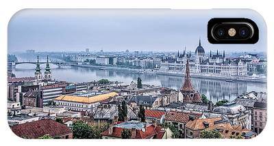 IPhone Case featuring the photograph Budapest The Hidden Treasure Chest by Kevin McClish