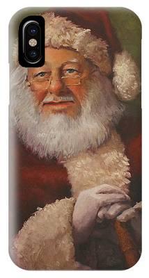 Santa Claus Phone Cases