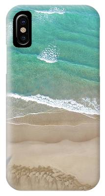 IPhone Case featuring the photograph Byron Beach Life by Chris Cousins