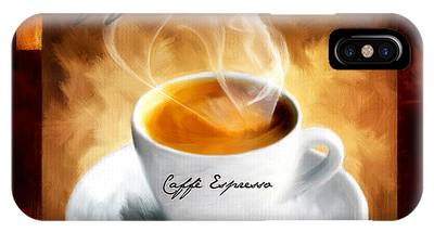 Caffe Phone Cases