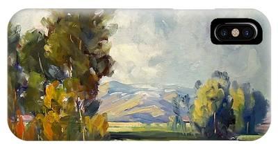 California Landscape 1 IPhone Case