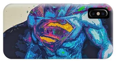 Superhero Phone Cases