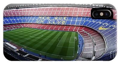 Camp Nou IPhone Case