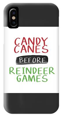 Cane Phone Cases