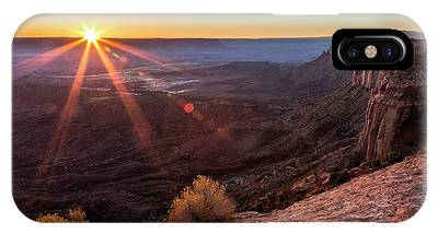 Canyon Country Sunrise IPhone Case