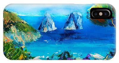 Capri Phone Cases