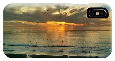 Carlsbad Beach  IPhone Case