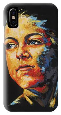 Cecilie IPhone Case