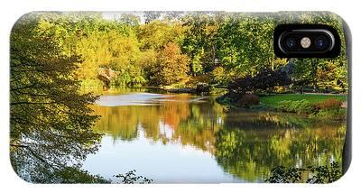 Central Park - City Nature Park IPhone Case