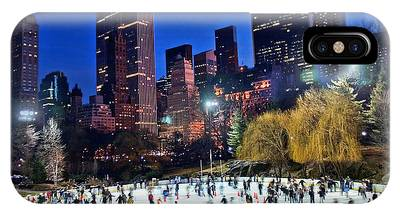 Central Park IPhone Cases