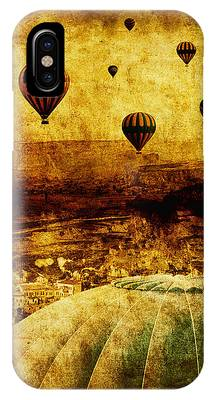 Cappadocia Photographs iPhone Cases