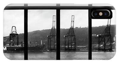 Charging Dock Of Barcelona IPhone Case