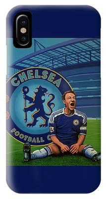Stamford Bridge iPhone Cases