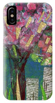 Cherry Blossom Too IPhone Case