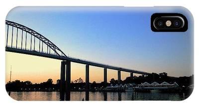 Chesapeake City IPhone Case