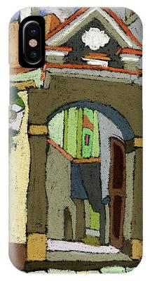 Streetscape Phone Cases