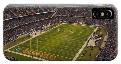 Chicago Bears Soldier Field 7795 IPhone Case