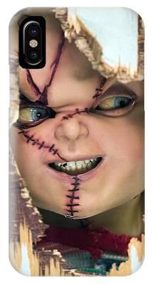 Chucky Phone Cases