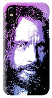 Chris Cornell Tribute IPhone Case